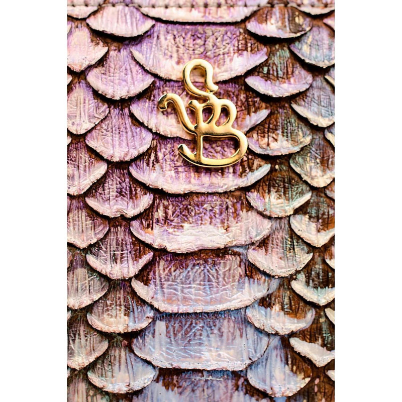 Кошелёк женский Silvano Biagini SB211 bruciato sb chagall python wallet