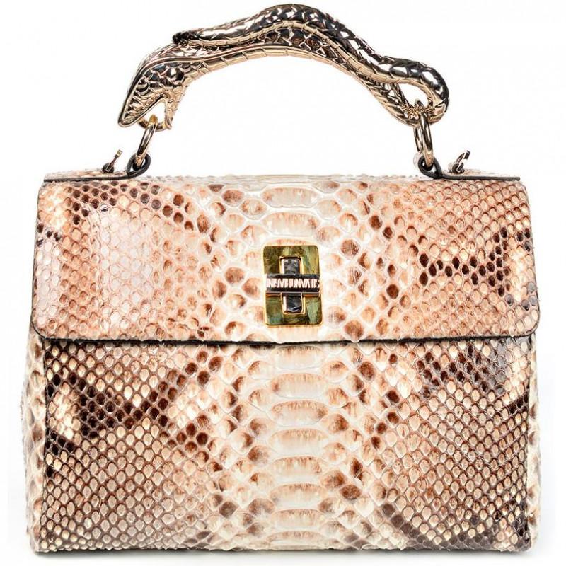 Сумка женская Silvano Biagini SB8477/S roccia melissa python bag snake