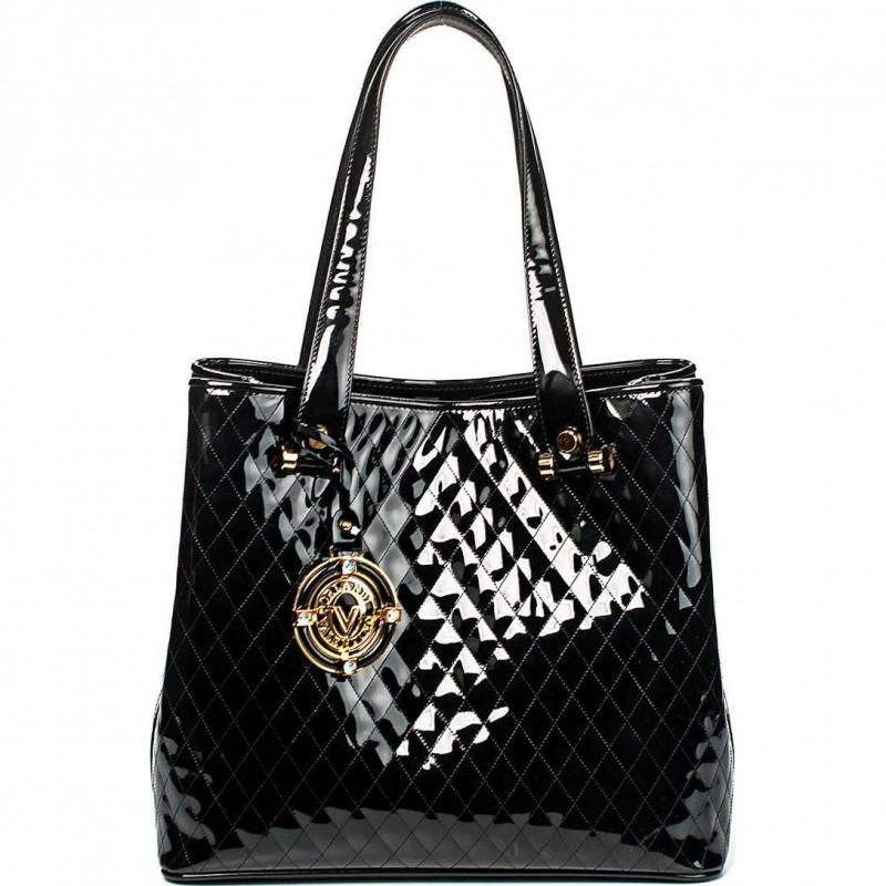 Сумка женская Valentino Orlandi VO 5151VERCL1969 black patent leather