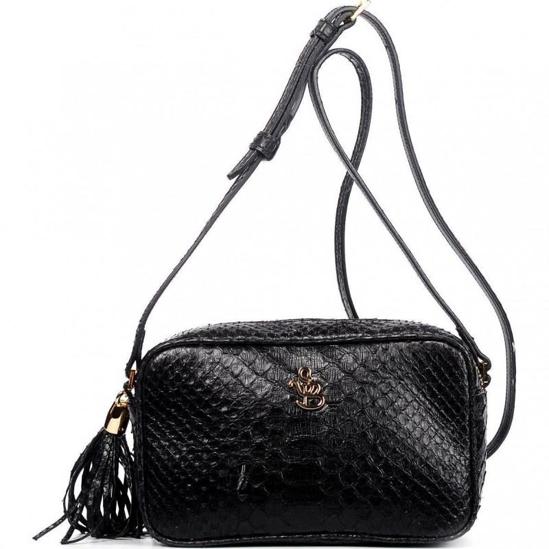 Сумка-клатч женская Silvano Biagini SB8193 nero python bag