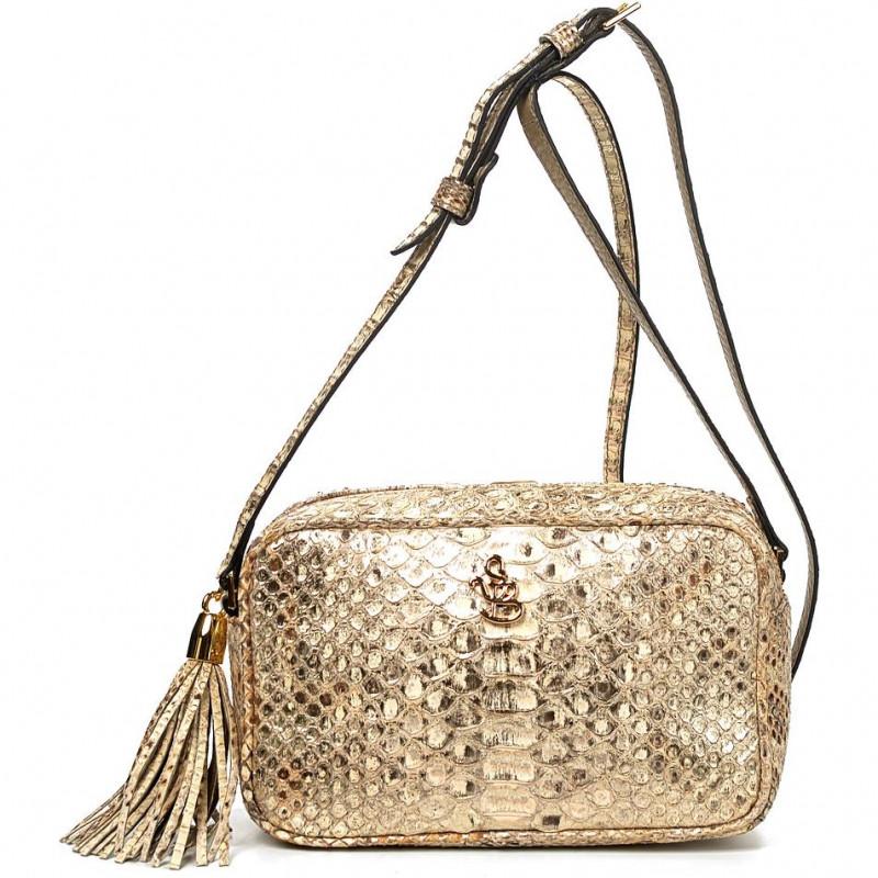 Сумка-клатч женская Silvano Biagini SB8193 oro python bag