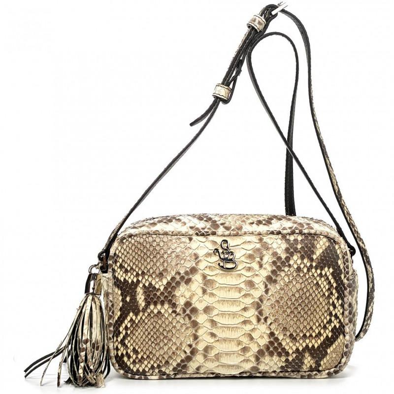 Сумка-клатч женская Silvano Biagini SB8193 roccia muschio python bag