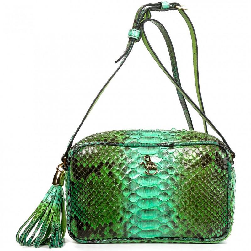 Сумка-клатч женская Silvano Biagini SB8193 smeraldo melissa python bag