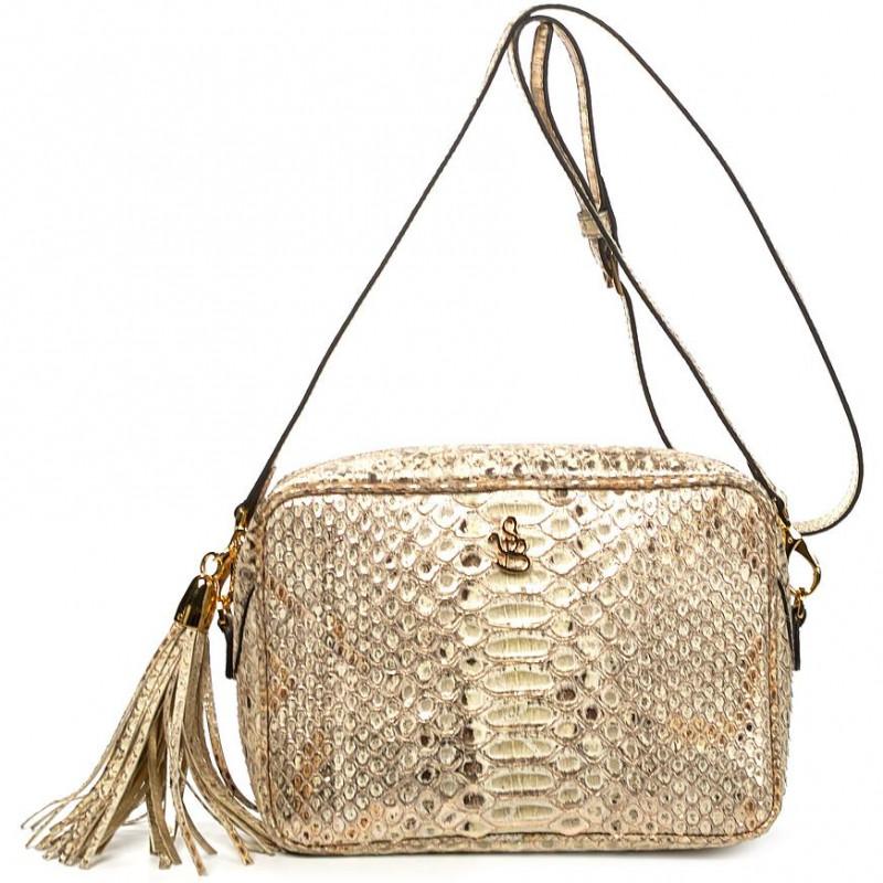 Сумка-клатч женская Silvano Biagini SB8568 oro python bag