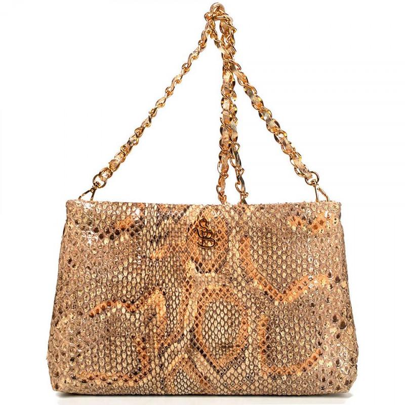 Сумка-клатч женская Silvano Biagini SB8741 oro python bag