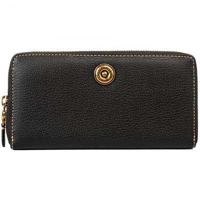 Кошелёк женский Lauren Ralph Lauren LR432688506001 black/truffle wallet