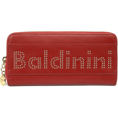 Кошелёк женский Baldinini G83PWG281923060 red w/zipper Clara 192