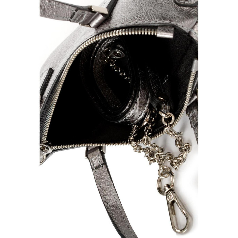 Сумка-клатч женская Gianni Chiarini BS6395/18AI LMW acciaio