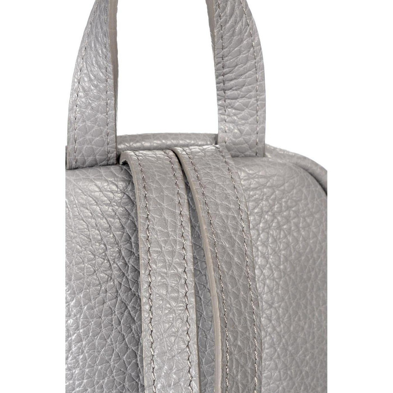 Сумка-рюкзак женская Sara Burglar A0W8Q550 grigio cherie qerida(t.laccio