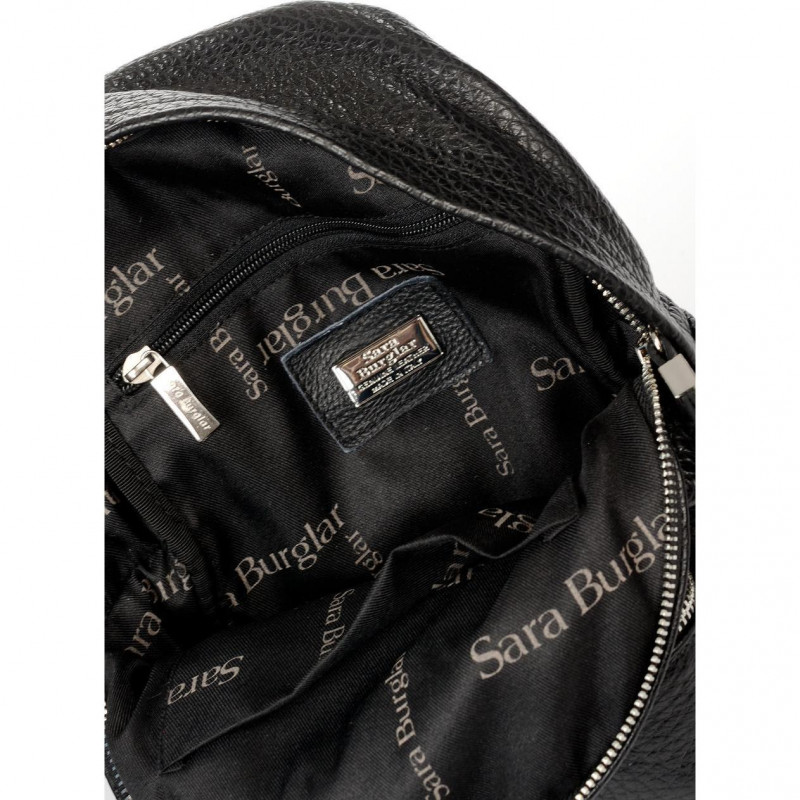 Сумка-рюкзак женская Sara Burglar A0W8Q550 nero cherie qerida(t.laccio