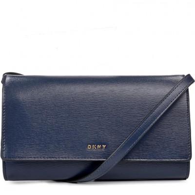 Кошелёк женский Donna Karan R8353622 navy bryant-wallet on a s