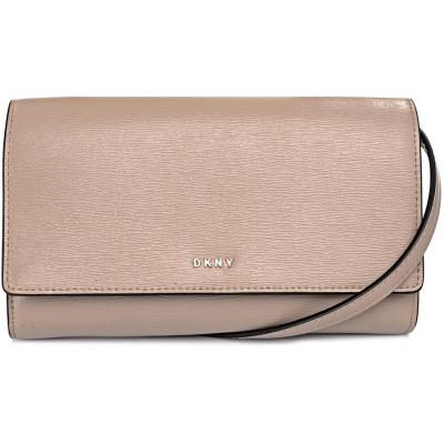 Кошелёк женский Donna Karan R8353622 warm grey bryant-wallet on a s
