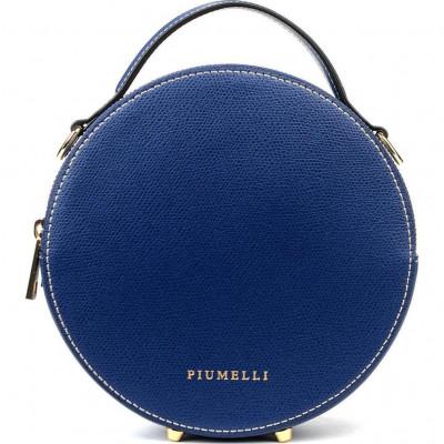 Сумка-клатч женская Piumelli Tamburello P634 navy blue
