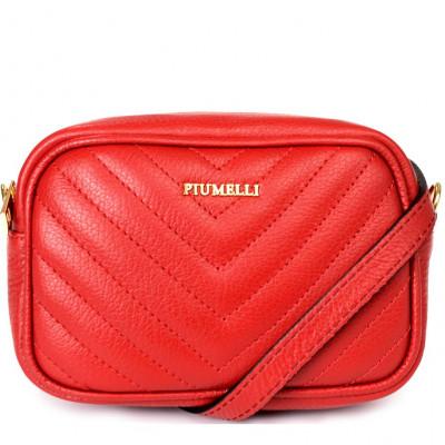 Сумка-клатч женская Piumelli Tammy D08 brick red
