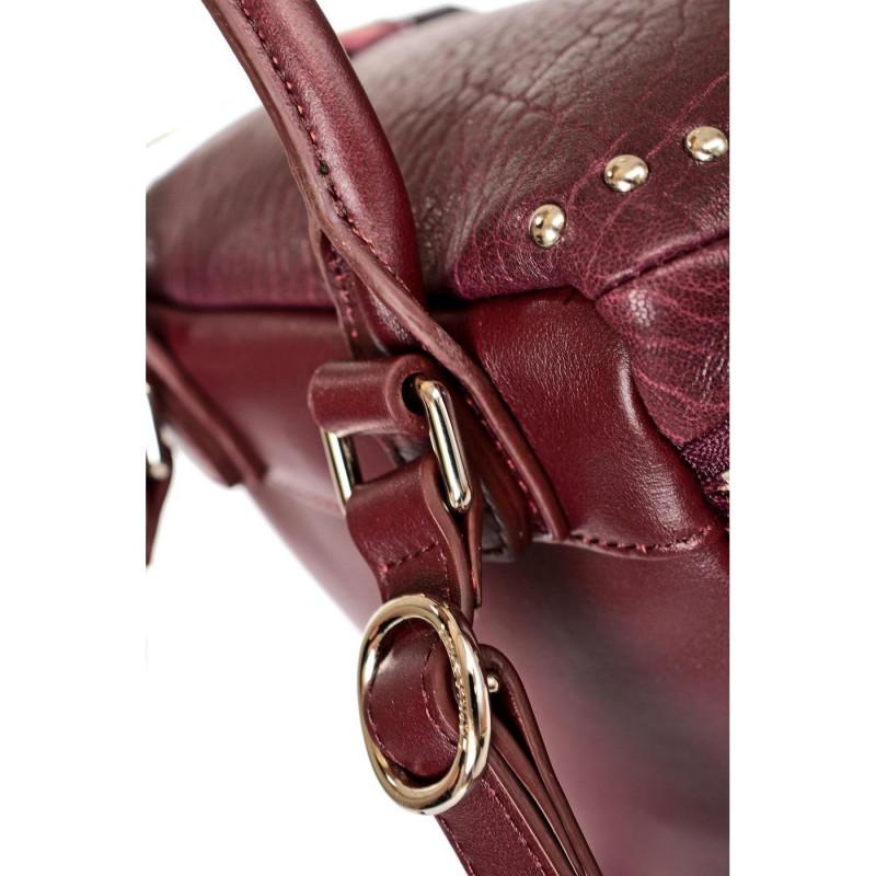 Сумка-рюкзак женская Lancaster LCS522-13-bordeaux