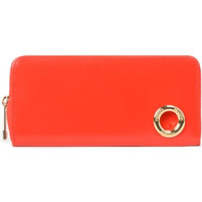 Кошелёк женский Baldinini G90PWG621923040 orange w/zipper Amanda 1