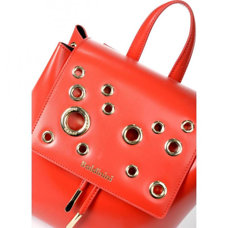 Сумка-рюкзак женская Baldinini G90PWG620052040 orange Amanda 005