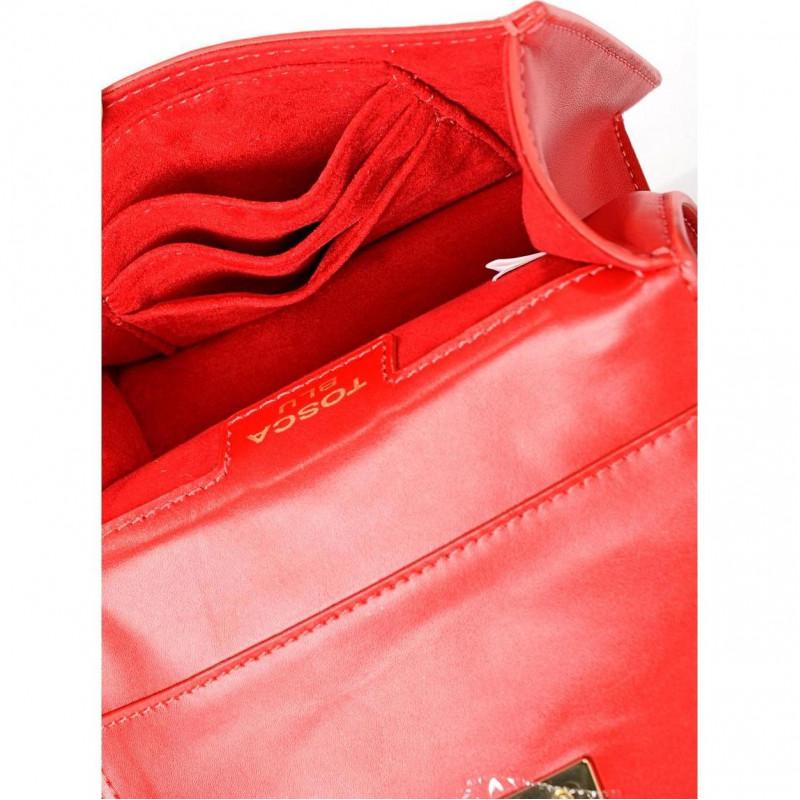 Сумка-клатч женская Tosca Blu TF18UB221 red