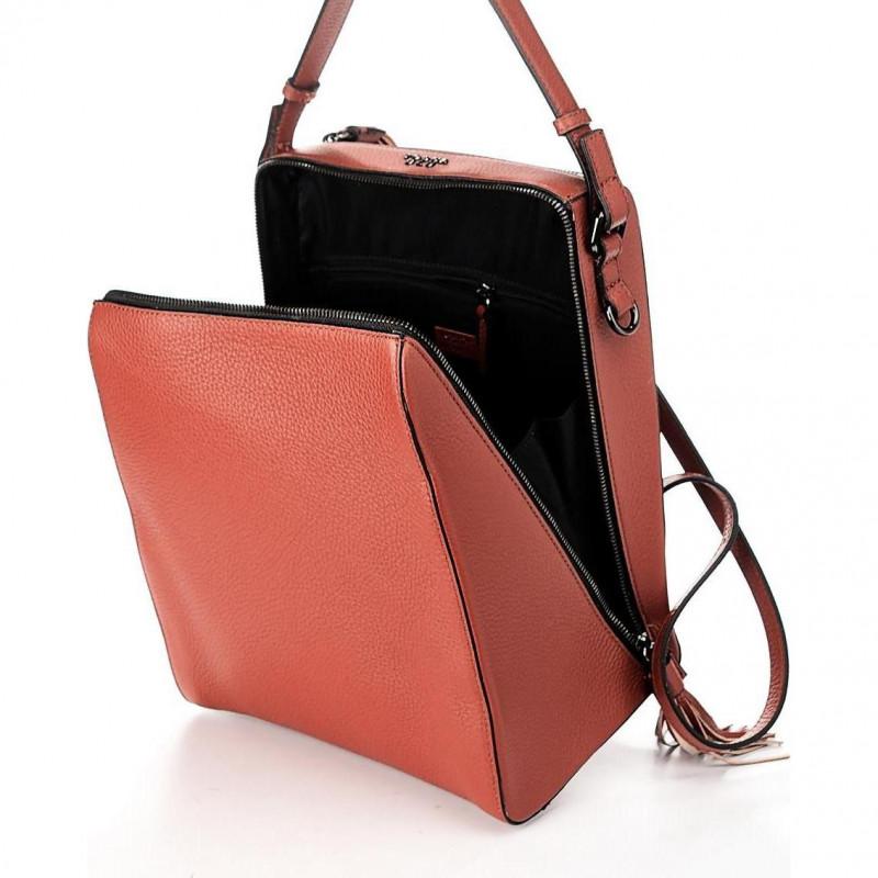 Сумка-рюкзак женская Tosca Blu TF183B393 brick
