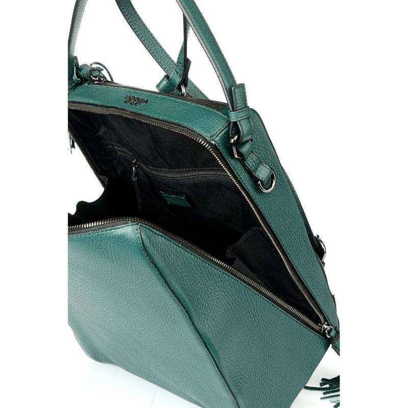 Сумка-рюкзак женская Tosca Blu TF183B393 green