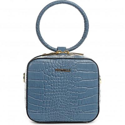 Сумка-клатч женская Piumelli Dublin L15 denim blue