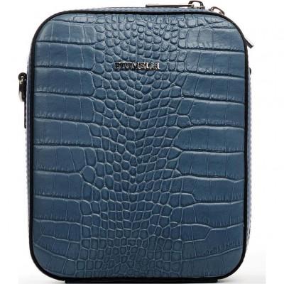 Сумка-клатч женская Piumelli London L15 denim blue