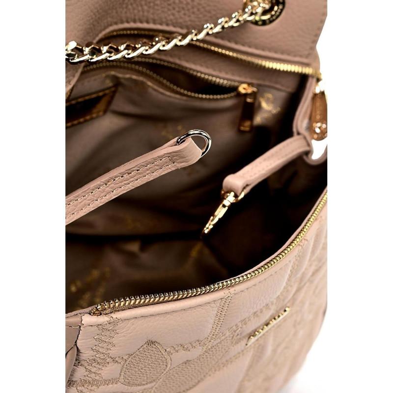 Сумка-рюкзак женская Marina Creazioni B4528 0760 TRP123 pegaso cipria a+trp f2