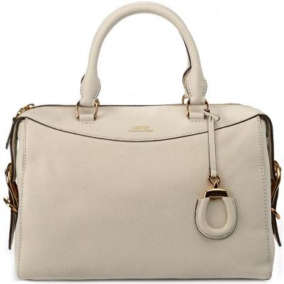 Сумка женская Lauren Ralph Lauren LR431707714004 vanilla satchel
