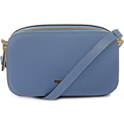 Сумка-клатч женская Piumelli Moscow leather L366 baby blue