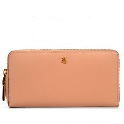 Кошелёк женский Lauren Ralph Lauren LR432754176005 pink wallet