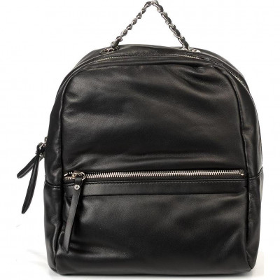 Сумка-рюкзак женская Gianni Chiarini ZN 7401 SUPERSOFT nero