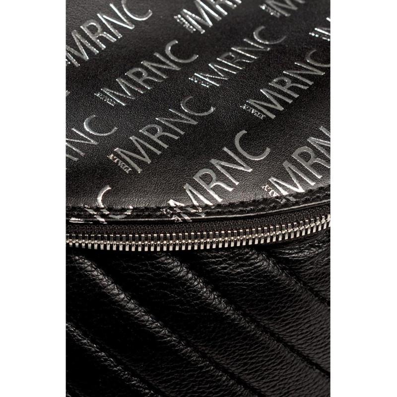 Сумка-рюкзак женская Marina Creazioni B4192 00496 TRP151 pegaso+nausica nero p