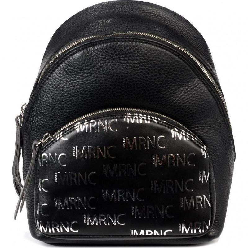 Сумка-рюкзак женская Marina Creazioni B4246 00496 cervo+nausica nera tasca+st.