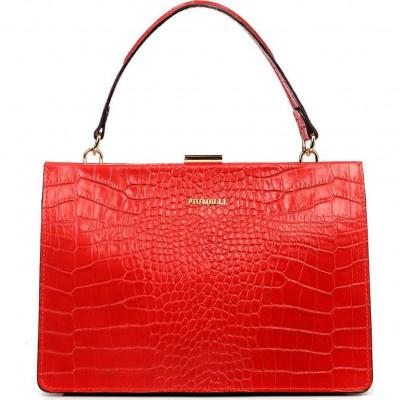 Сумка женская Piumelli Syracuse C10 red