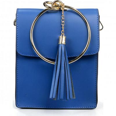 Сумка-клатч женская Piumelli Layla L115 blue