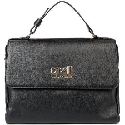 Сумка женская Cavalli Class C93PWCD20022999 black Ruby Lettering 002