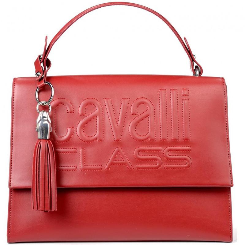 Сумка женская Cavalli Class C93PWCED0042062 dark red Viviane 004
