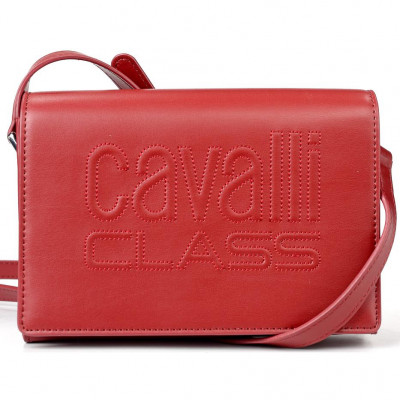 Сумка-клатч женская Cavalli Class C93PWCED0022062 dark red Viviane 002