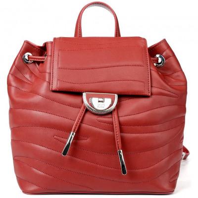 Сумка-рюкзак женская Cavalli Class C93PWCS70075062 dark red Jeannine 007