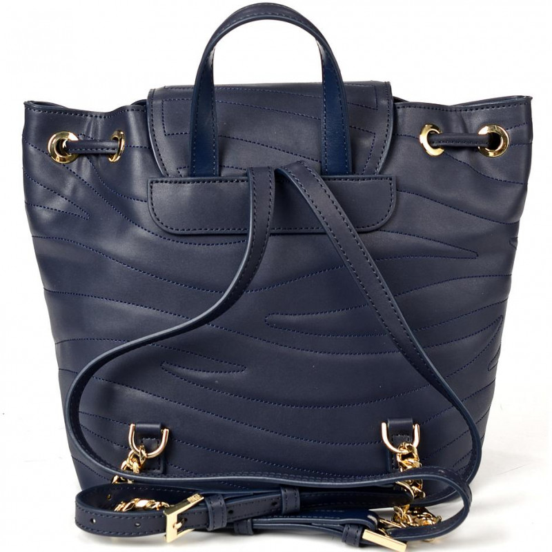 Сумка-рюкзак женская Cavalli Class C93PWCS70075087 dark blue Jeannine 007