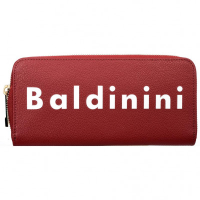 Кошелёк женский Baldinini G93PWG1N1923060 red w/zipper Aida 192