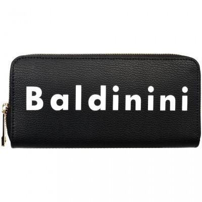 Кошелёк женский Baldinini G93PWG1N1923999 black w/zipper Aida 192