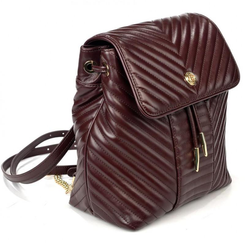 Сумка-рюкзак женская Baldinini G92PWG1H0055064 burgundy Tracy 005