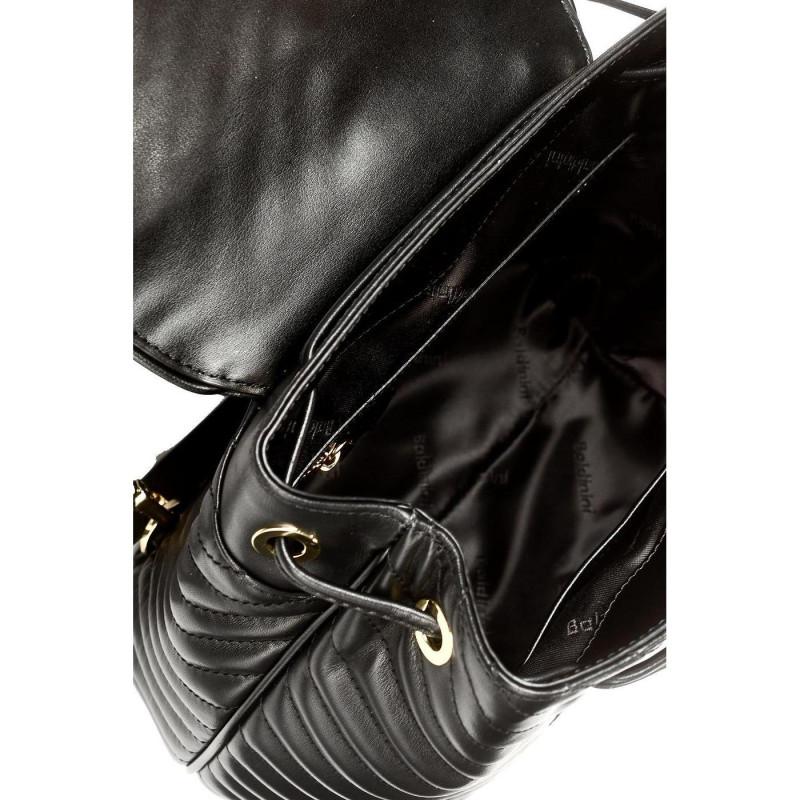 Сумка-рюкзак женская Baldinini G92PWG1H0055999 black Tracy 005