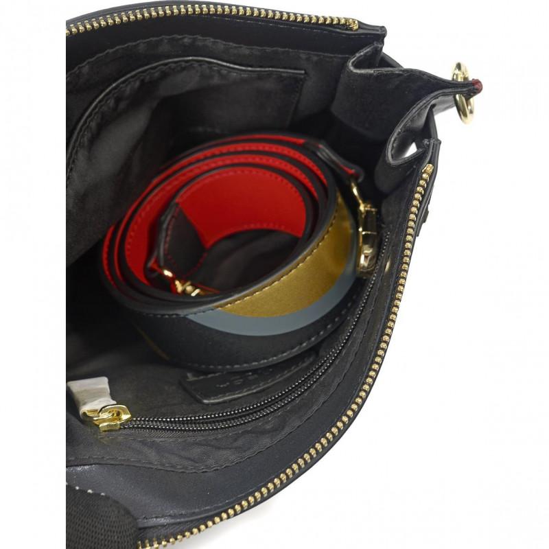 Сумка-клатч женская Tosca Blu TF19LB192 black