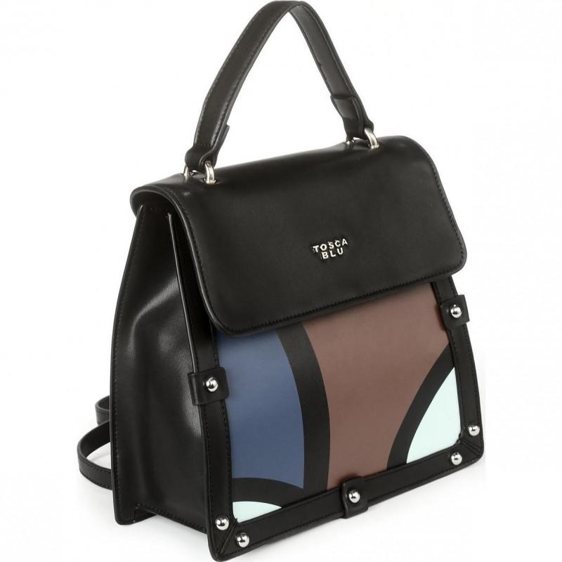 Сумка-рюкзак женская Tosca Blu TF19DB172 blue