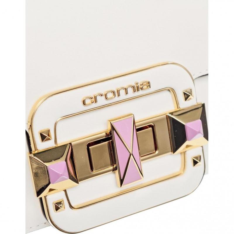 Сумка-клатч женская Cromia CR1404551 bianco Blush