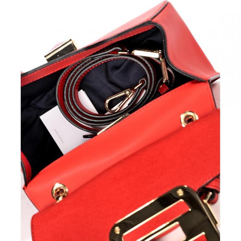 Сумка-клатч женская Cromia CR1404551 rosso Blush