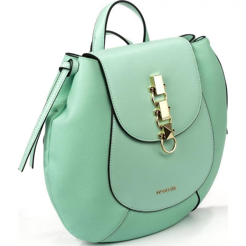 Сумка-рюкзак женская Cromia CR1404600 menta Frida