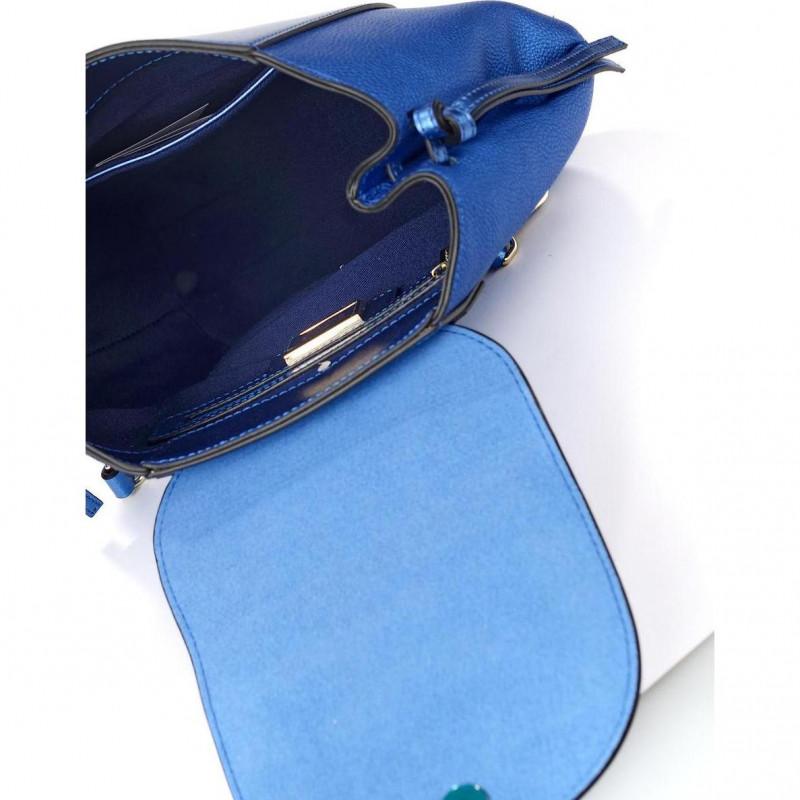 Сумка-рюкзак женская Cromia CR1404600 zaffiro Frida